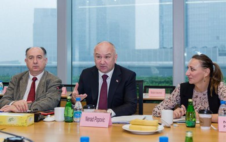 Serbia hopes Belgrade industrial park project will open 10,000 jobs