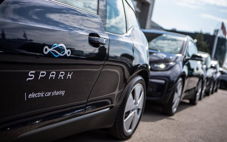 E-car rental service Spark Bulgaria adds new BMW i3, Hyundai Ioniq to fleet