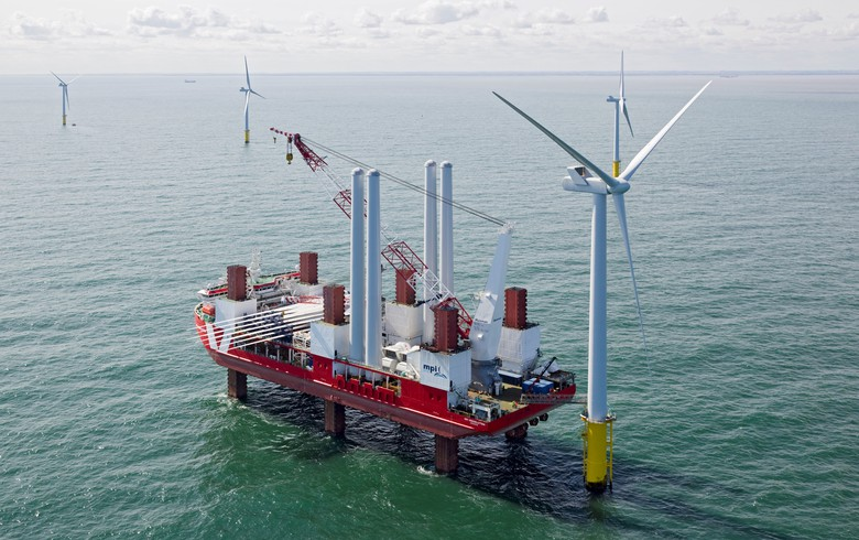 Van Oord to buy offshore wind installation co MPI