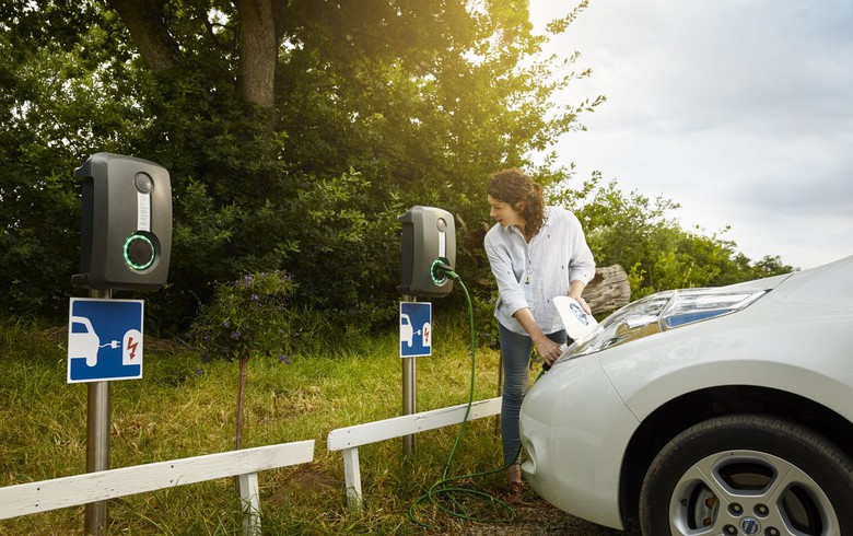 UK's Good Energy to invest in EV charging stations app