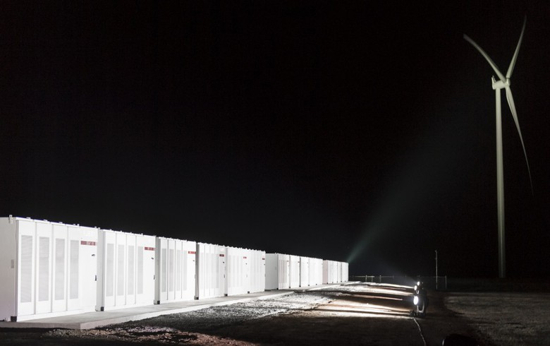 Tesla has completed its massive battery project in Australia