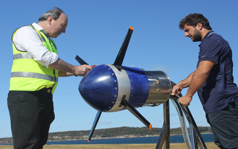 MAKO to undertake tidal turbine demo at Port of Gladstone