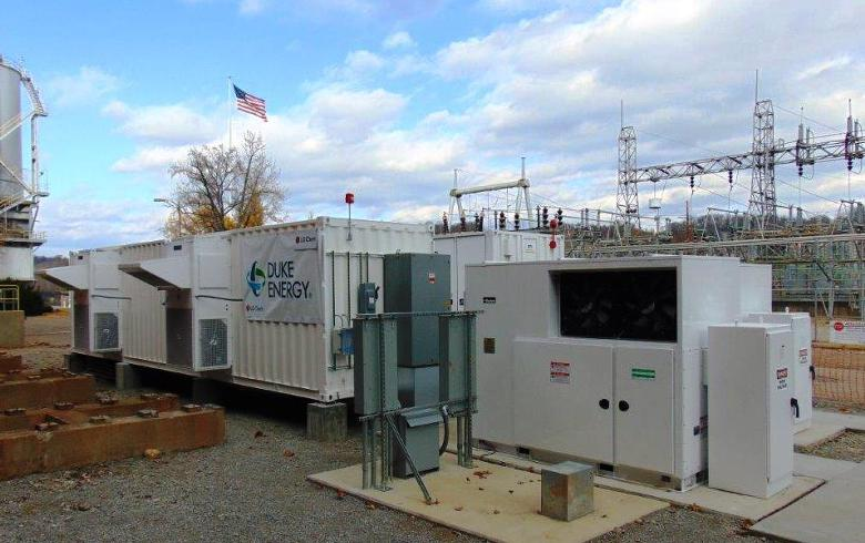 Duke Energy plans solar-plus-storage microgrid in Indiana