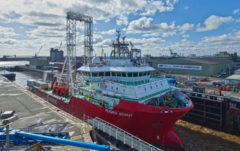 Test drilling completed for Triton Knoll foundations
