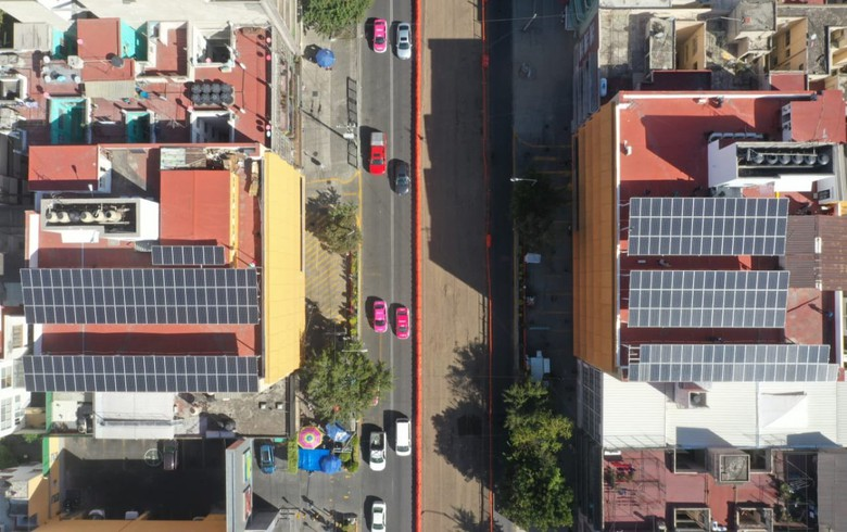 Mexico City kicks off Ciudad Solar programme with first PV arrays