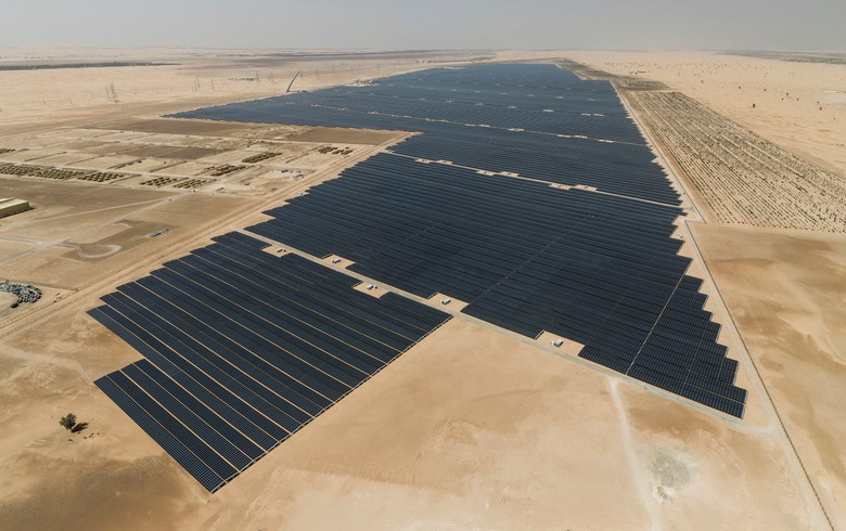 EWEC launches tender for 2-GW solar park in Abu Dhabi