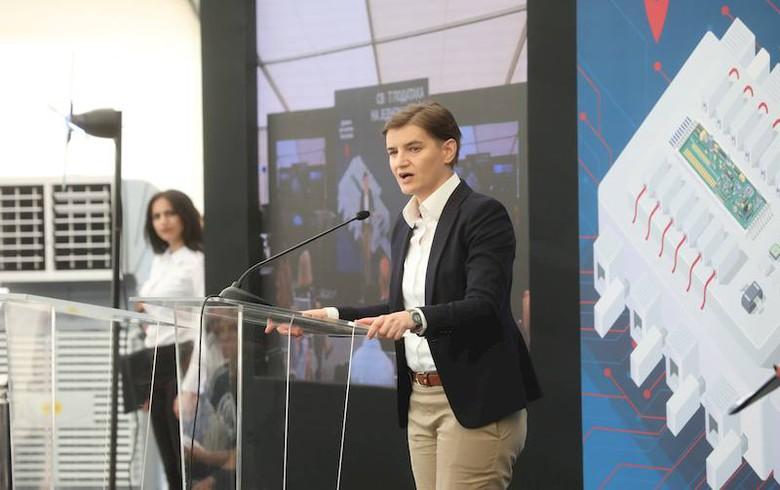 Serbia to invest 30 mln euro in data centre in Kragujevac - PM