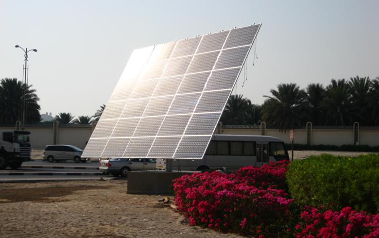 Dubai to kick off tender for 800-MW solar project in Q3 2015