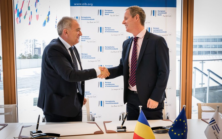 EIB lends further 138 mln euro to Romania's Transgaz for new pipelines