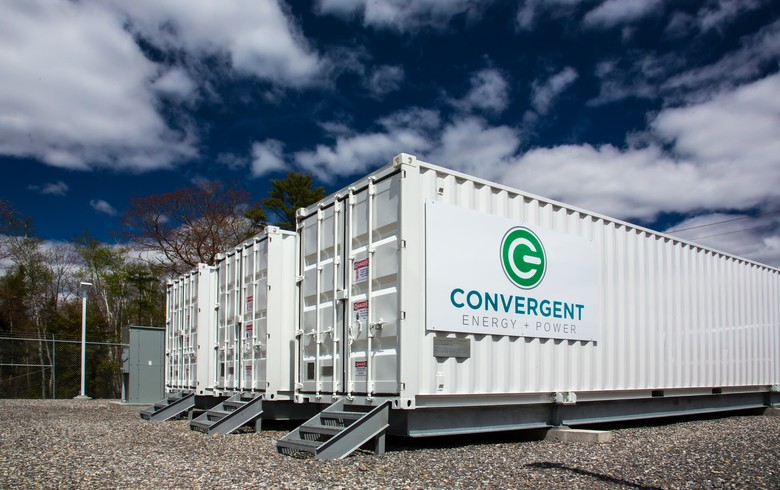 Energy Capital Partners buys energy storage expert Convergent
