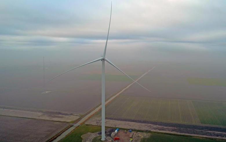 GE installs 5.3-MW onshore wind prototype in Netherlands