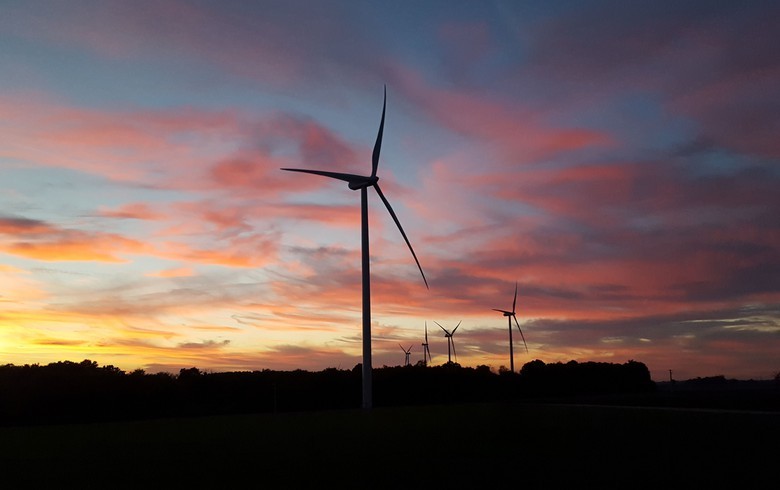France's wind additions drop but production grows in Jan-Sep