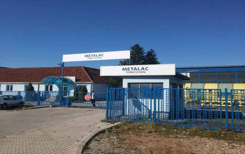 Serbia's Metalac acquires assets of insolvent textile firm Rudnik