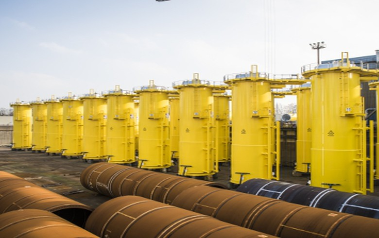 Sif-Smulders JV to produce foundations for 860-MW Triton Knoll