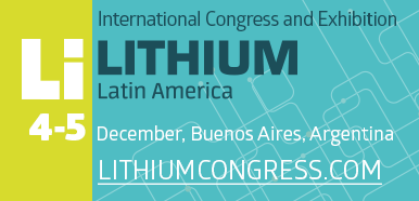 International Congress and Exhibition Lithium LATAM