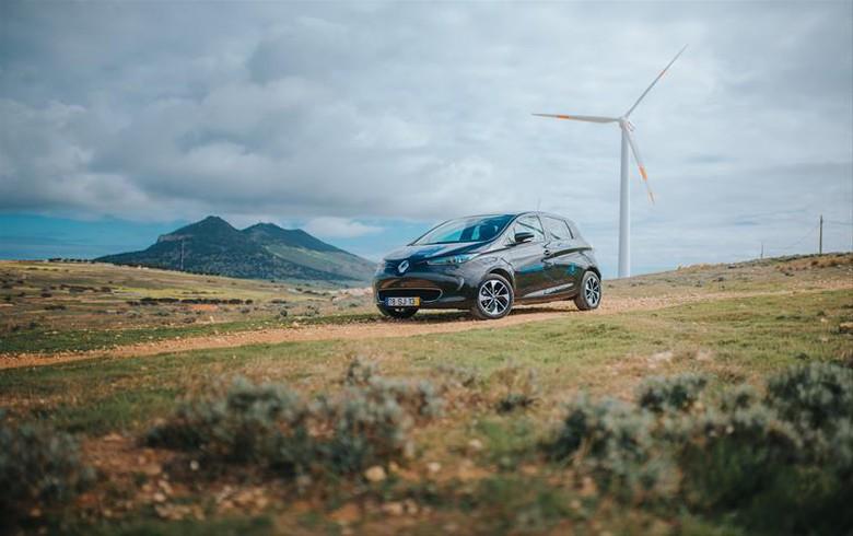 Renault, EEM to create smart electric ecosystem on Porto Santo