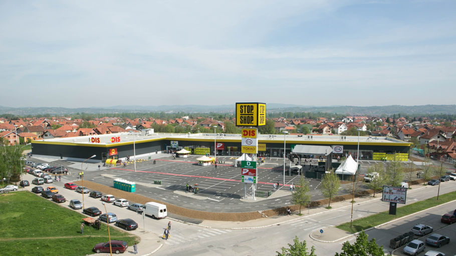 Immofinanz to open retail park in Serbia's Vrsac in April