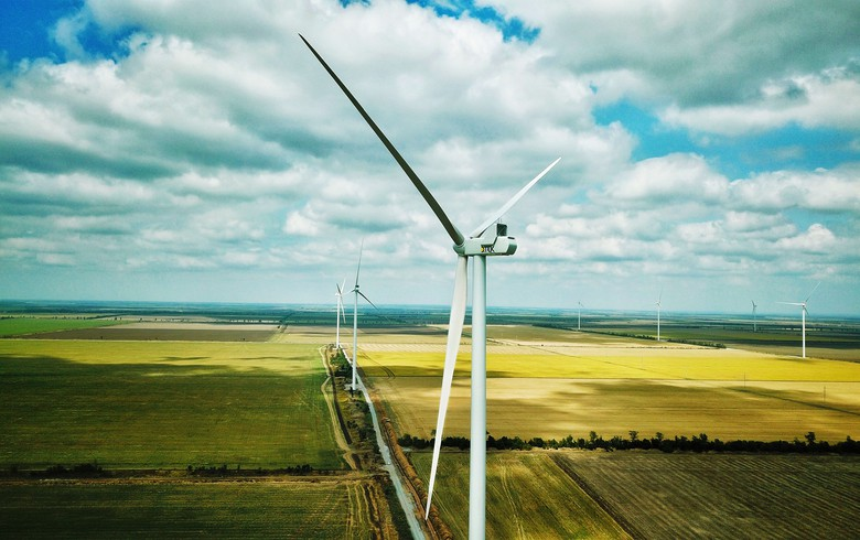 DTEK completes construction of 100 MW wind farm in Ukraine