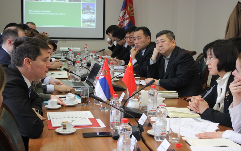 China's HBIS mulls further investments in Serbia