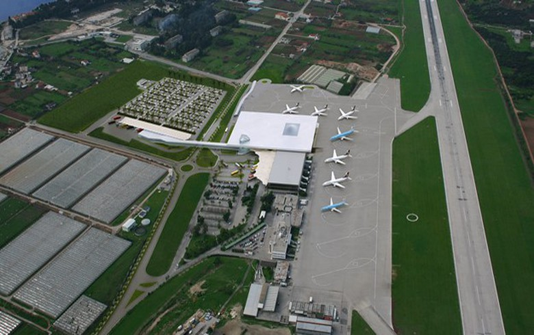Croatia's Split Airport to open new passenger terminal on July 13