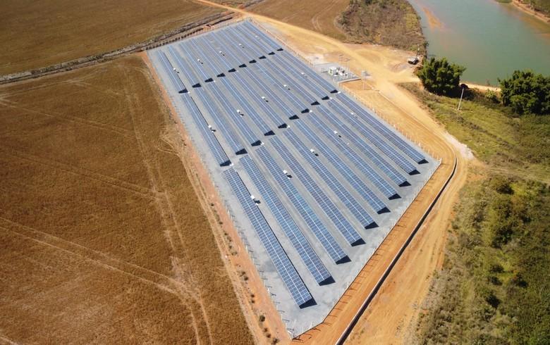 Soy seed producer Boa Safra inaugurates solar plant in Brazil