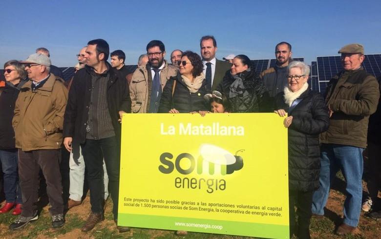 Spain's Lora del Rio inaugurates 2-MW PV plant