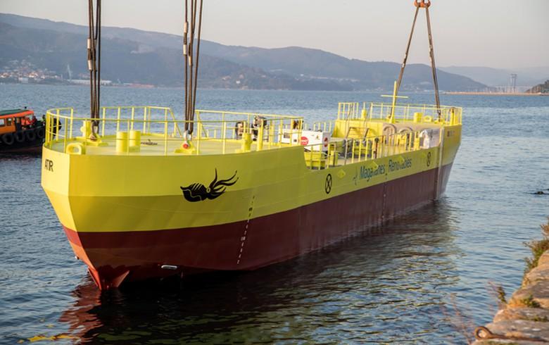 Tidal platform developer Magallanes signs berth deal with EMEC