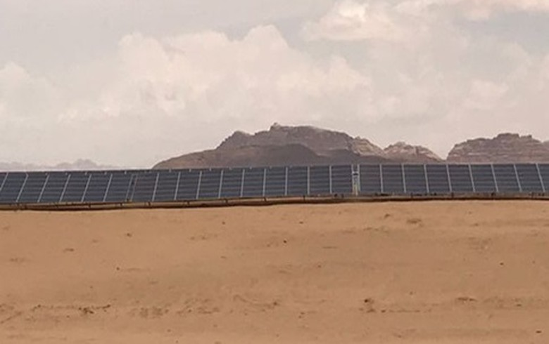 Jordanian uni awards contracts for 7-MW solar project