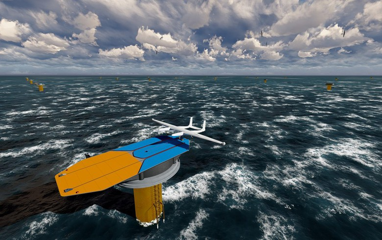 E.on plans airborne wind tech site, partners with Ampyx