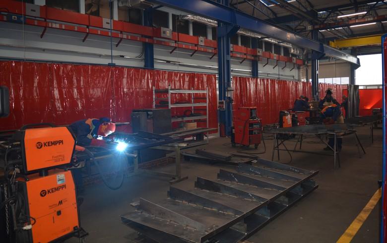 Serbian metal structures maker Alfa Technics opens 5.5 mln euro factory