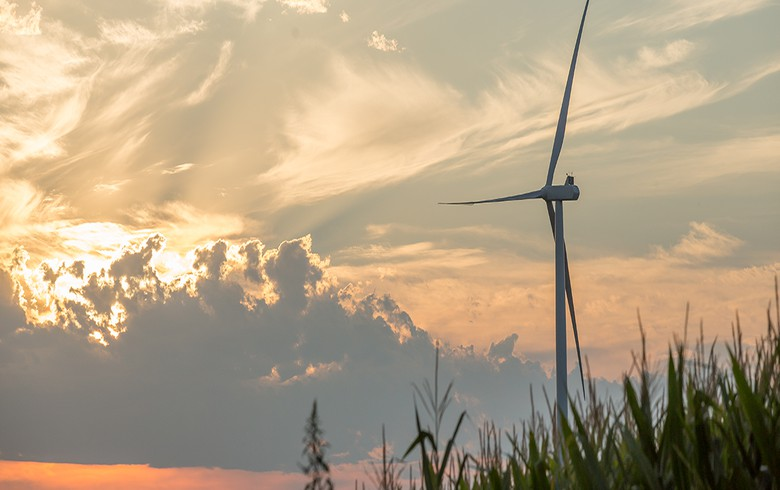 Enel opens 154-MW wind power complex in Greece