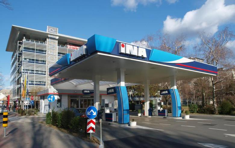Croatia's INA adds two retail outlets to domestic network