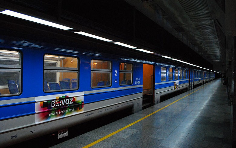 EBRD considering 100 mln euro loan to railway operator Srbija Voz