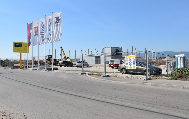 Turkey's Feka starts building car parts factory in Serbia