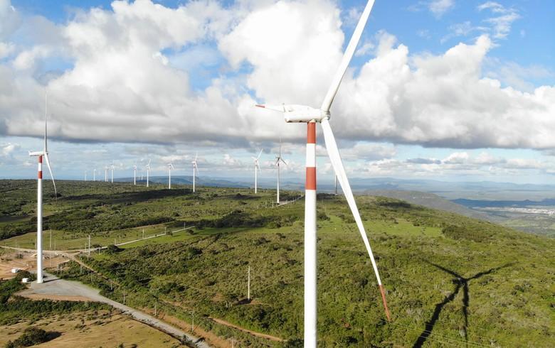 Enel Green Power begins operation of 206-MW wind farm in Brazil