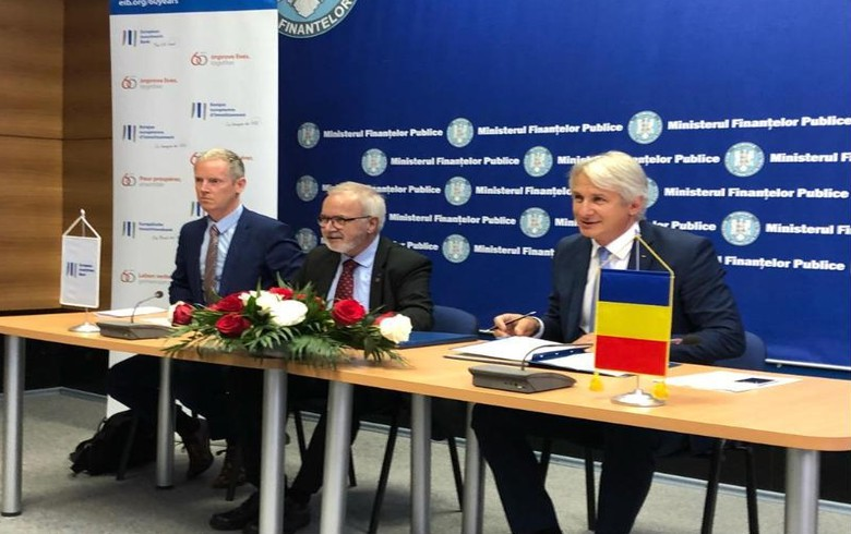 EIB lending Romania 450 mln euro to back rural development programme