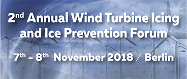 2nd Annual Wind Turbine Icing and Ice Prevention Forum