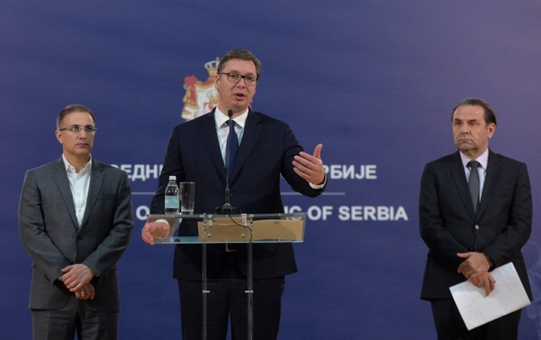 VW to discuss potential car factory construction with Serbia this week - Vucic