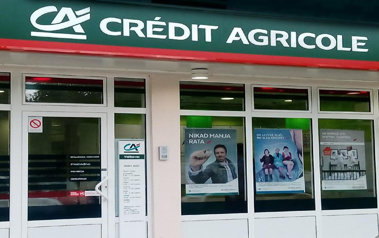 Credit Agricole Banka Srbija's profit nearly doubles in 2018 - table