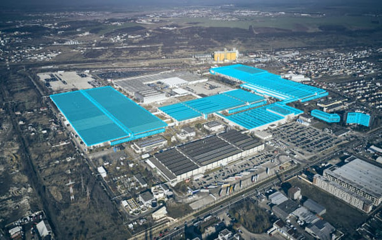 福特投资3亿美元在罗马尼亚生产新的商用车