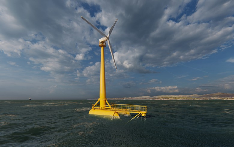 Saitec preps for offshore wind prototype testing in Spain