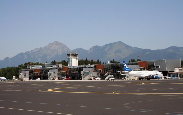Slovenia's Ljubljana airport Q1 passenger traffic rises 4.0%