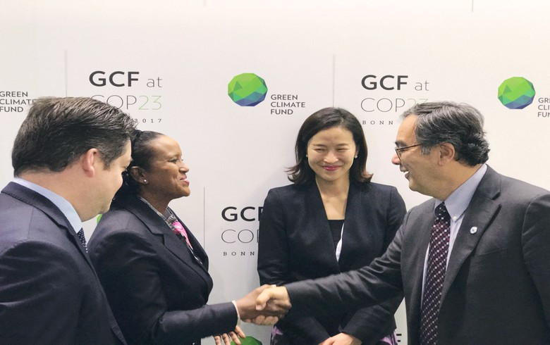 GCF, EBRD unveil USD-1.4bn climate finance programme