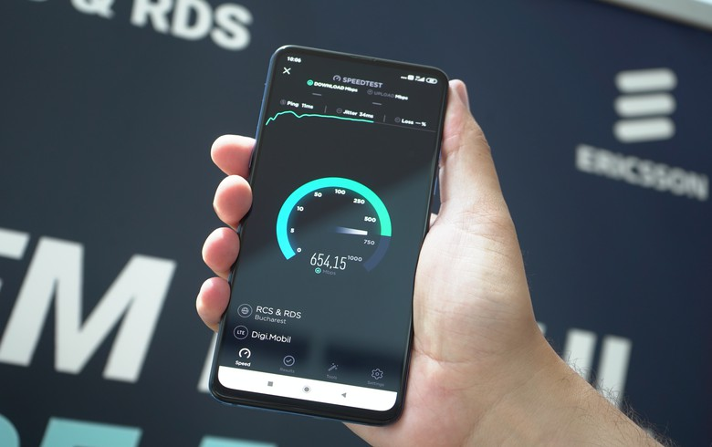 RCS & RDS, Ericsson launch commercial 5G service in Romania