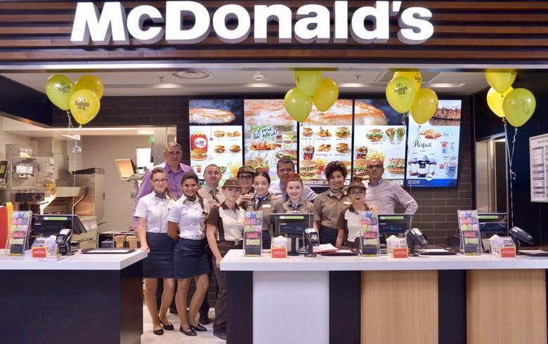 Mcdonald S Opens 69th Restaurant In Romania