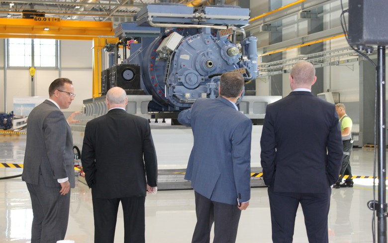 Moventas opens factory expansion in Finland