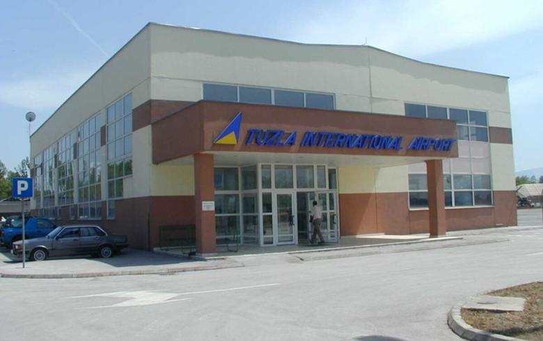 Bosnia's Tuzla airport passenger numbers slightly down in Jan-Aug