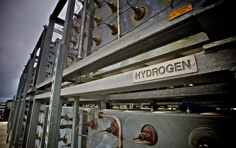 EMEC produces hydrogen using tidal power