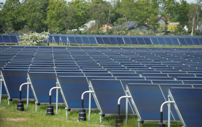 Savosolar completes solar thermal system in Denmark