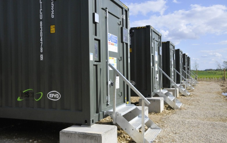 UK govt proposes changes to facilitate energy storage planning